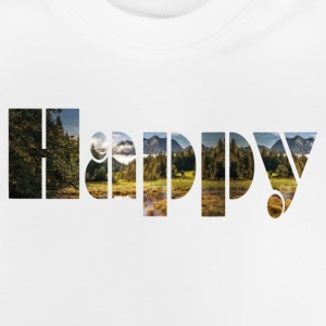 Happy T-shirts - Baby T-shirt