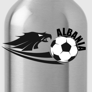Albania Football T-Shirts - Trinkflasche