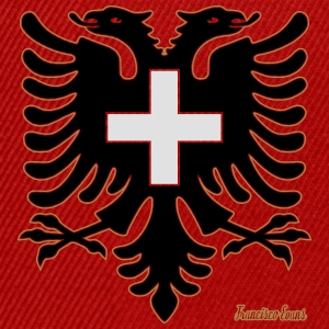 Albania Switzerland Francisco Evans ™ T-Shirts - Snapback Cap