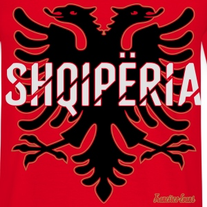 Shqipëria Albania Francisco Evans ™ Hoodies & Sweatshirts - Men's T-Shirt