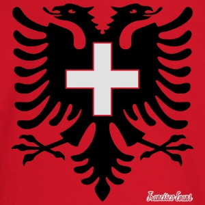 Albania Switzerland Francisco Evans ™ Hoodies & Sweatshirts - Baby Long Sleeve T-Shirt