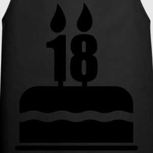 18th Birthday Gifts T-Shirts - Cooking Apron