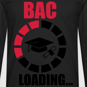 bac loading Tee shirts - T-shirt manches longues Premium Homme