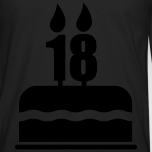 18th Birthday Gifts T-Shirts - Men's Premium Longsleeve Shirt
