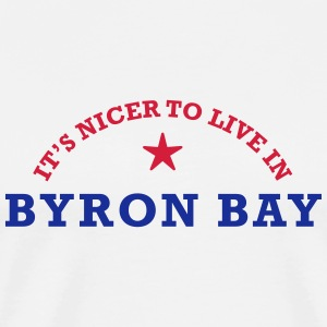 byron_bay Tops - Men's Premium T-Shirt