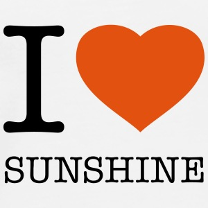 I LOVE SUNSHINE - Men's Premium T-Shirt