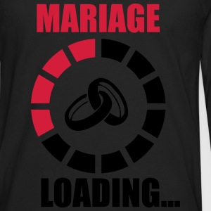 MARIAGE LOADING Tee shirts - T-shirt manches longues Premium Homme
