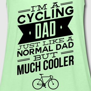 I\'m A Cycling Dad... T-Shirts - Frauen Tank Top von Bella