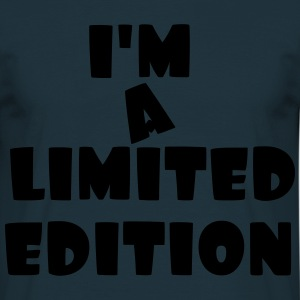 i'm a limited edition - T-shirt Homme