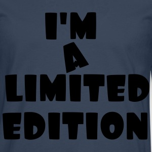 i'm a limited edition - T-shirt manches longues Premium Homme