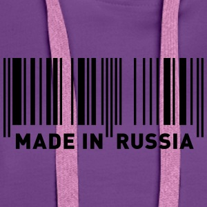 MADE IN RUSSIA Topper - Frauen Premium Hoodie
