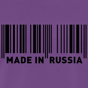 MADE IN RUSSIA Topper - Männer Premium T-Shirt
