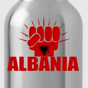 Albania Power T-Shirts - Trinkflasche