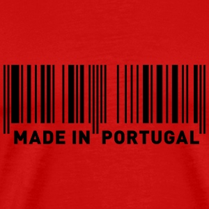 MADE IN PORTUGAL Sportsklær - Männer Premium T-Shirt