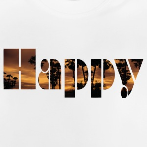 Happy Palms - Baby T-Shirt