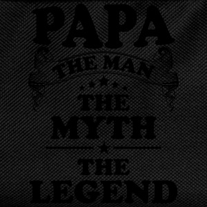 Papa The Man The Myth The Legend T-Shirts - Kids' Backpack