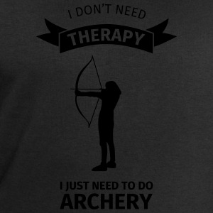 I Don't Neet Therapy I Just need to do archery Camisetas - Sudadera hombre de Stanley & Stella