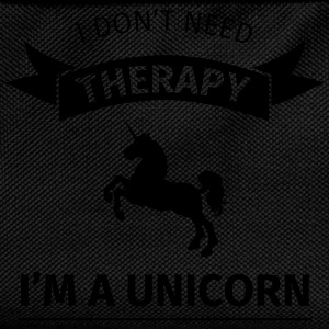 I don't neet therapy I'm a unicorn T-shirts - Rugzak voor kinderen