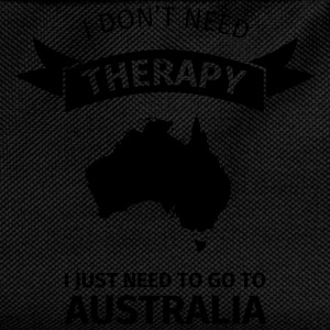I don't need therapy I just need to go to Australi T-shirts - Rugzak voor kinderen