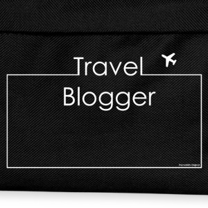 Travel Blogger white Hoodies & Sweatshirts - Kids' Backpack