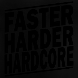 faster harder ii Shirts - Baby T-Shirt