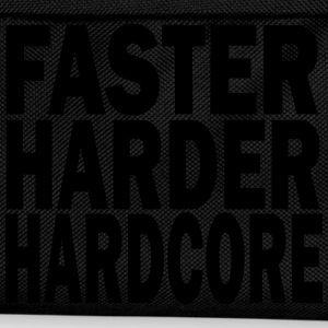 faster harder louder Shirts - Kids' Backpack