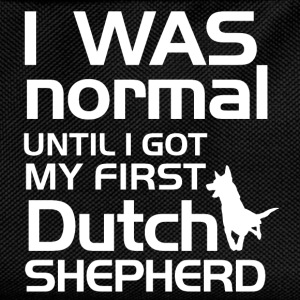 I was normal until I got my first Dutch Shepherd - Kids' Backpack