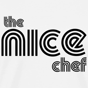 The nice chef - Männer Premium T-Shirt