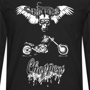 Choppers W - T-shirt manches longues Premium Homme