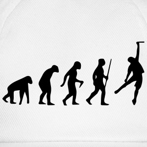 CLIMBING EVOLUTION THEORY SHIRT T-Shirts - Baseball Cap