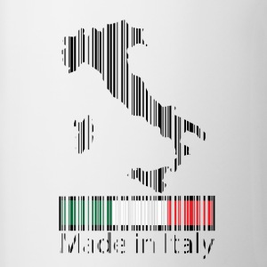 Made in Italy - Tazze bicolor