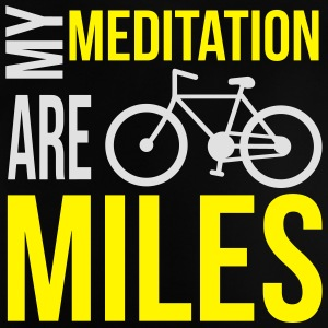 Meditation Miles Cycling T-Shirts - Baby T-Shirt