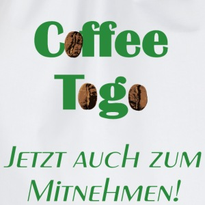 Coffee Togo  - Turnbeutel