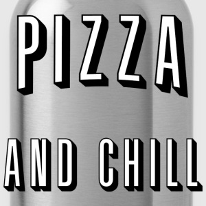 Pizza and chill Manches longues - Gourde