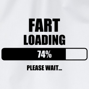 Fart Loading - Humor - Funny - Joke - Friend Tee shirts - Sac de sport léger