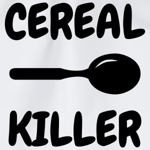 Cereal Killer - Humor - Funny - Joke - Friend Tee shirts - Sac de sport léger