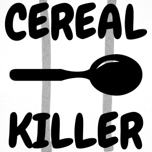 Cereal Killer - Humor - Funny - Joke - Friend Shirts - Men's Premium Hoodie