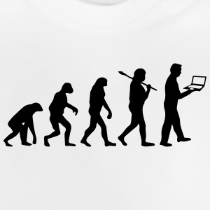 NERD EVOLUTION Shirts - Baby T-Shirt