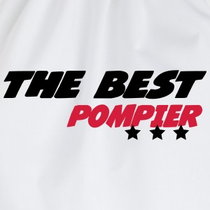 The best pompier Tee shirts - Sac de sport léger
