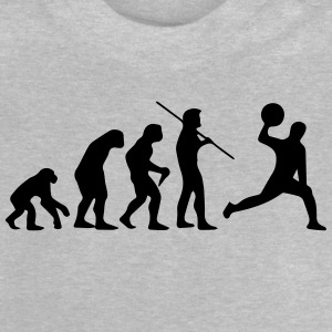 DODGEBALL EVOLUTION! Langarmshirts - Baby T-Shirt