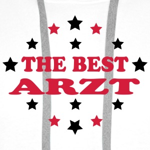 The best arzt T-Shirts - Men's Premium Hoodie