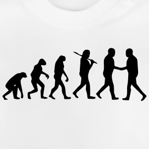 BUSINESS EVOLUTION! Pullover & Hoodies - Baby T-Shirt