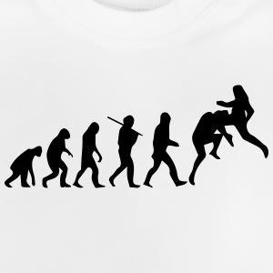 KAMPFSPORT EVOLUTION Langarmshirts - Baby T-Shirt