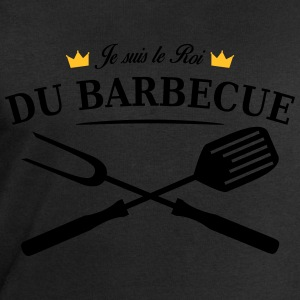 roi du barbecue Tabliers - Sweat-shirt Homme Stanley & Stella