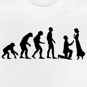 EVOLUTION OF MARRIAGE! Shirts - Baby T-Shirt