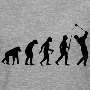 GOLF EVOLUTION T-shirts - Mannen Premium shirt met lange mouwen