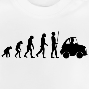 NERD EVOLUTION! Shirts - Baby T-Shirt