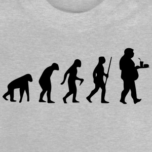 FAST FOOD EVOLUTION! Long Sleeve Shirts - Baby T-Shirt