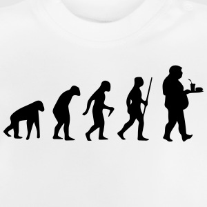FAST FOOD EVOLUTION! Shirts - Baby T-shirt