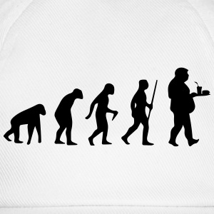 FAST FOOD EVOLUTION! Schürzen - Baseballkappe